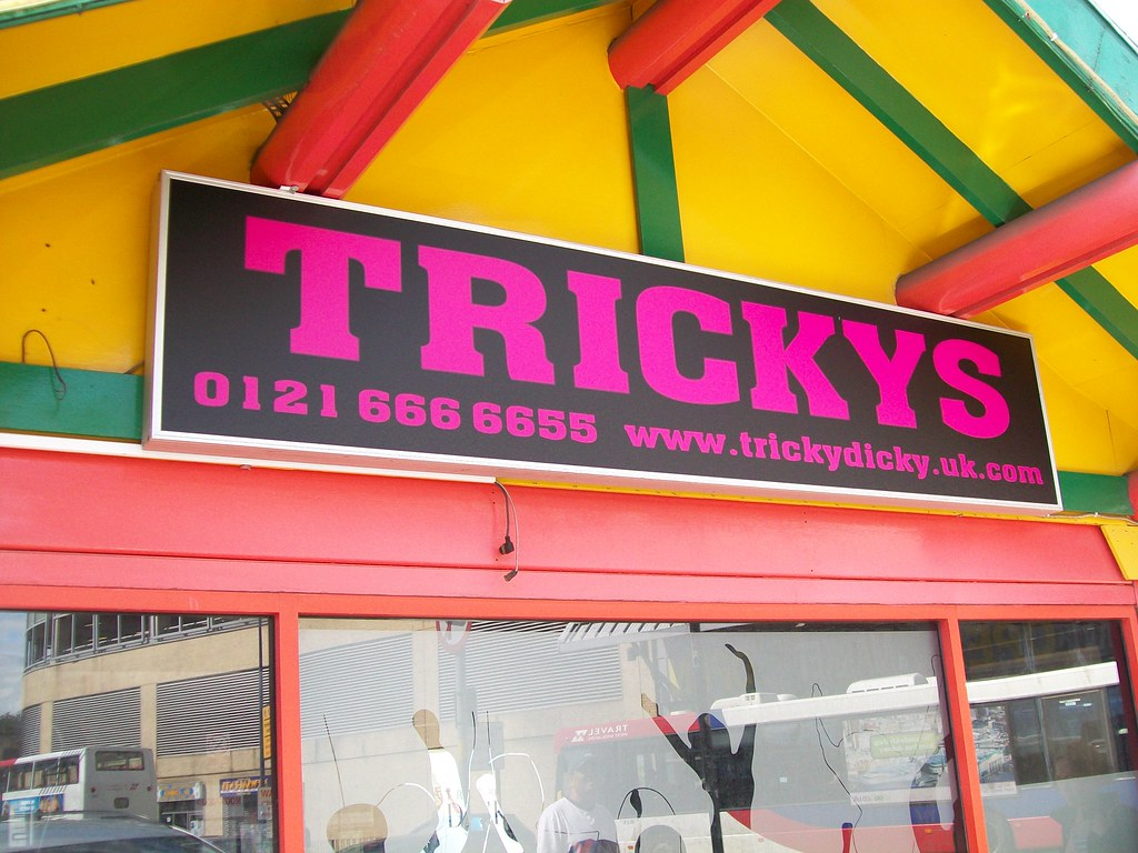 tricky dickys