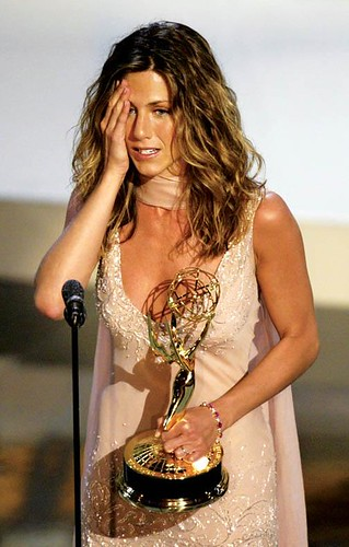 emmy-Jennifer Aniston of Friends-2002