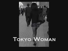 Tokyo Woman photo by humbletree