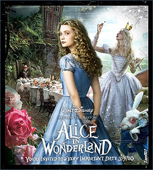 56. Tim Burton ° Alice In Wonderland photo by Isael107