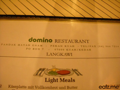 Domino Restaurant [eatz.me]