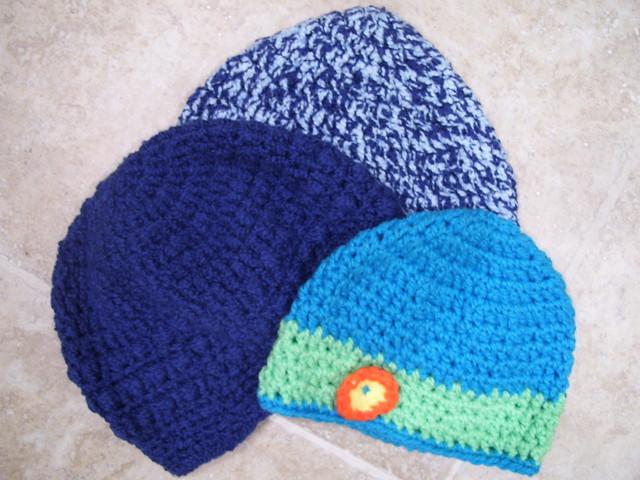 CHEMO CAP KNIT CROCHET - Crochet   Learn How to Crochet