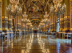 Opéra Garnier photo by Ganymede - 3000k views Thks!