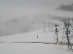 First Snowmaking 09-10 022