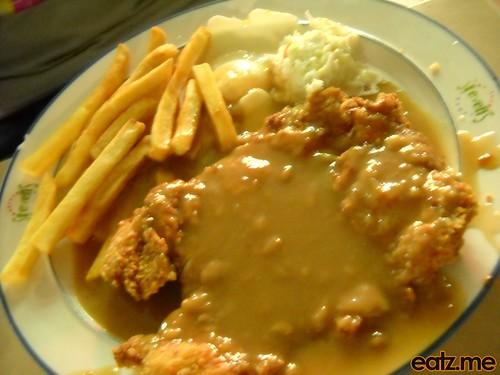 Chicken Chop@Steven Western [eatz.me]