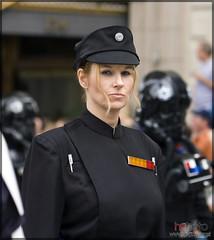 Female Officer Dragoncon 2009 photo by Halston Pitman | MotorSportMedia