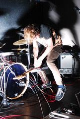 A Place to Bury Strangers photo by Impact Magazine Nottingham