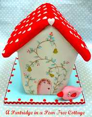 A Partridge in Pear Tree Cottage photo by neviepiecakes