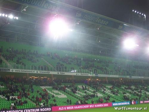 4063206669 5f625b2786 FC Groningen – AZ 0 1, 31 oktober 2009