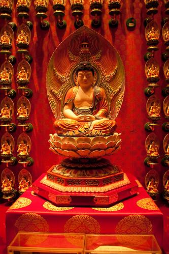 Temple Statue 1