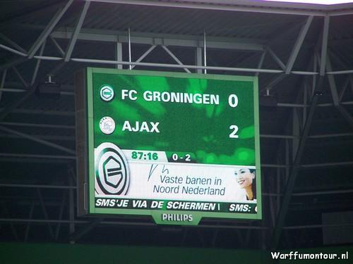 3781551212 b02717a055 FC Groningen – Ajax 0 2, 2 augustus 2009