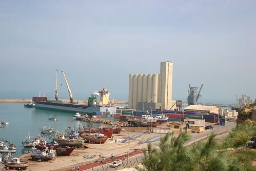 port Mostaganem