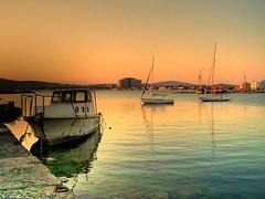 Old boat photo by Metin Canbalaban