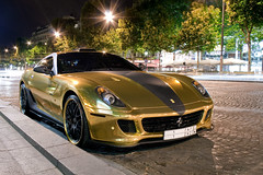 Ferrari 599 Hamann Gold photo by Tex Mex (alexandre-besancon.com)