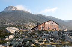 Edelrauthütte (2545m)