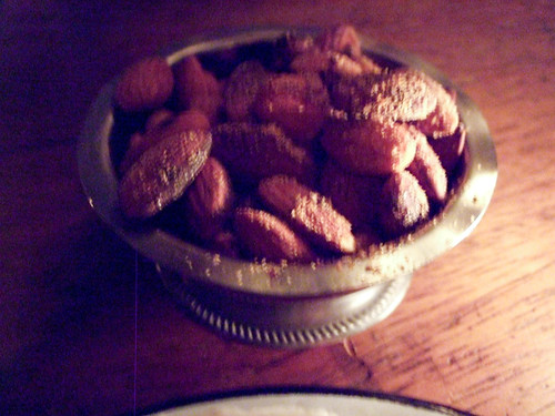 Smoked Almonds, Henry Public
