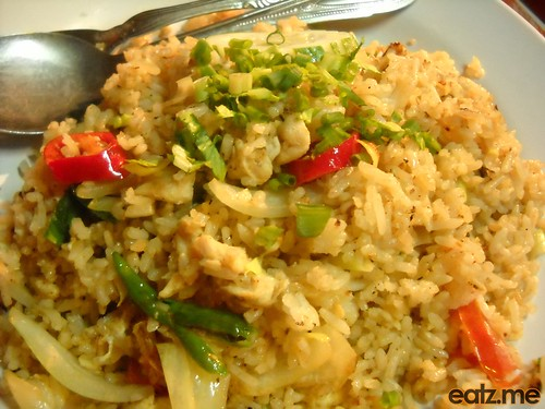 Nasi Goreng Tomyam 2 [eatz.me]