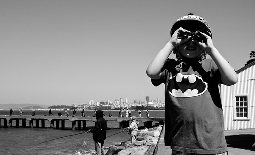Batman sight spotting