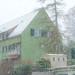 The green house far beyond the snow