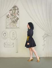 Walking in a Secret Room photo by Elsita (Elsa Mora)
