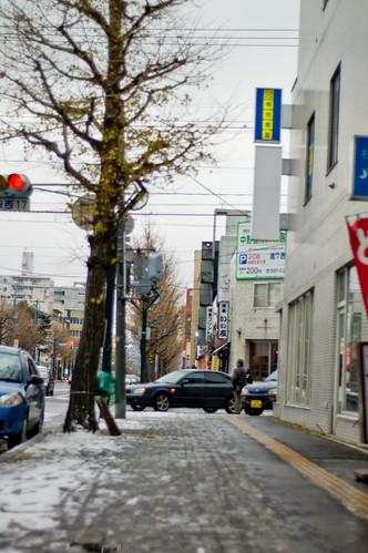 A Winter Day - Sapporo