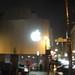 Blurry Apple Store