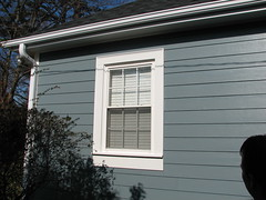 Hardiplank Siding w Custom Trim photo by CrownBuilders