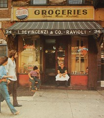 New York City DOWNTOWN 1970s VINTAGE photo by Christian Montone
