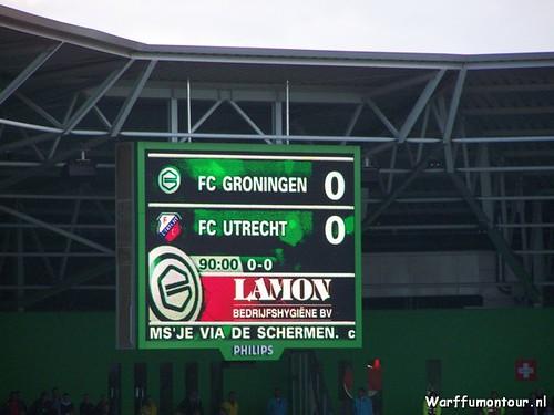 4022014985 f18428293b FC Groningen – FC Utrecht 0 0, 18 oktober 2009