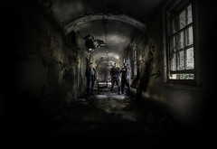 Hellingly abandoned asylum photo by andre govia.