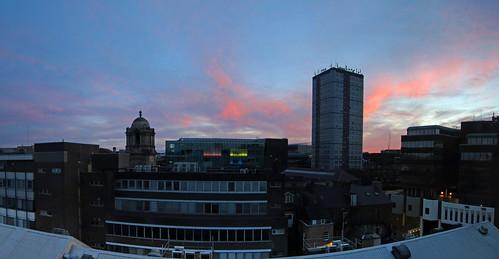Newcastle Sky