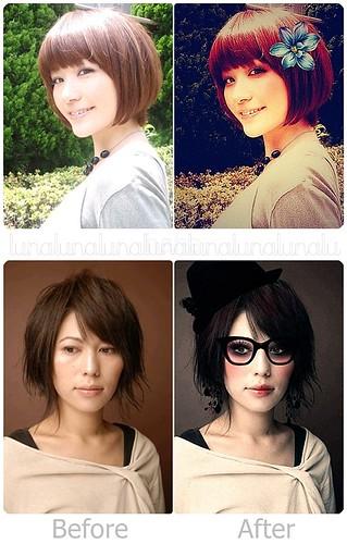 Xiuxiu Photoshop