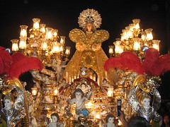Sta Maria Salome, Baliuag Holy Week Procession photo by Paul D Possum