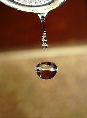 Water Drop for a Rainy Day photo by Daniel Y. Go