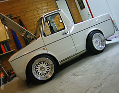 "Mini VW Caddy ""Euro Style"" photo by DG Works"