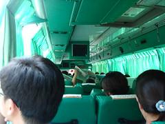 Bussen till Taipei