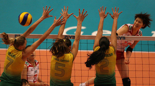women's volleyball World Grand Champions Cup 2009