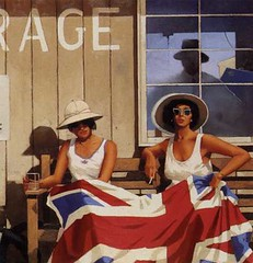 Vettriano, Jack (1951- ) - The British are Coming photo by RasMarley