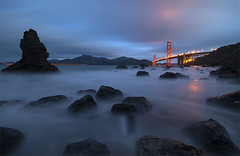 Golden Gate Bridge - San Francisco, California photo by Lightvision [光視覺]