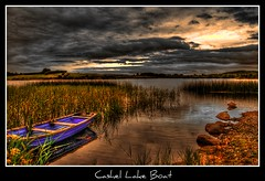 Cashel Lake Boat photo by jim2302
