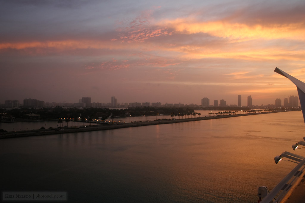 Miami at Dawn