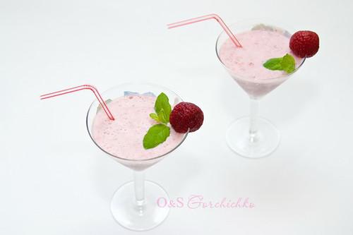 Клубничный смузи | Strawberry smoothie