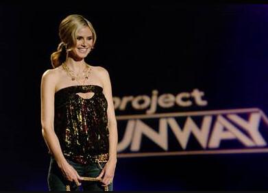 Project Runway Heidi Klum