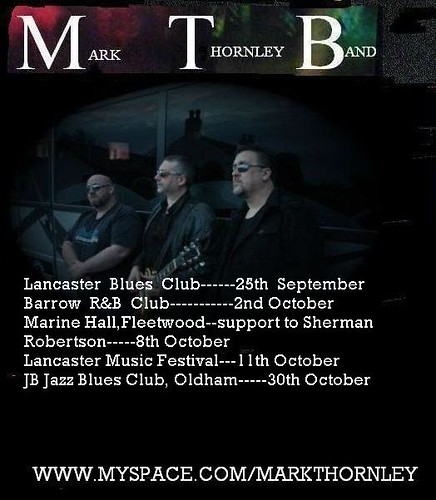 Mark Thornley Band