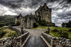 Eilean Donan castle photo by bluestardrop - Andrea Mucelli