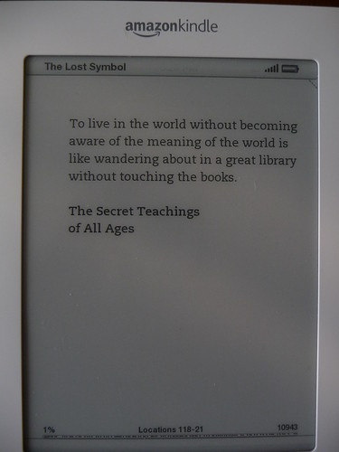 The Lost Symbol Kindle Version