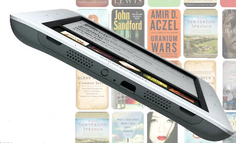 Nook eReader from Barnes & Noble 3