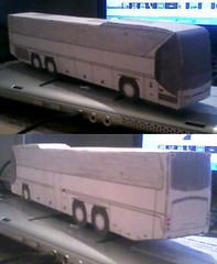 Neoplan Tourliner test model photo by MegaMoonLiner