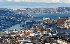 Skyline - Bergen, Norway photo by Trodel