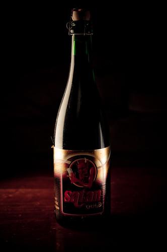 Ezybox Demo with wine bottle